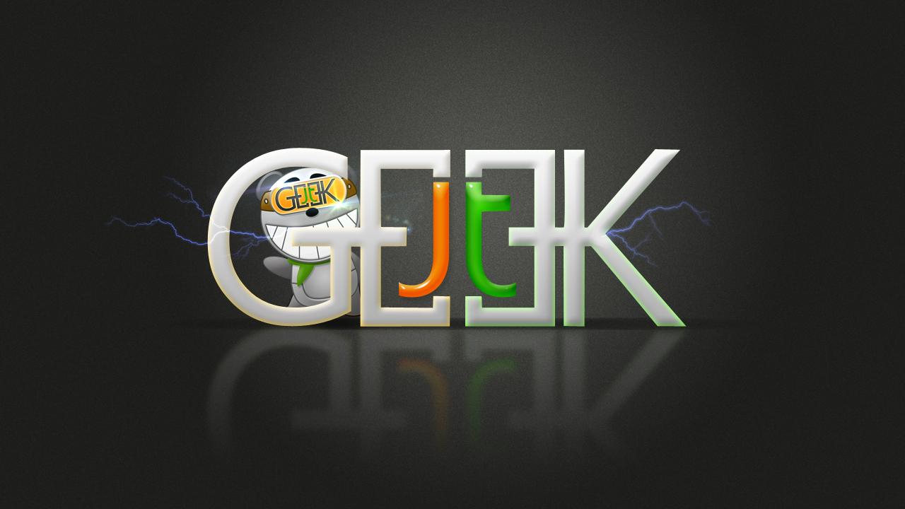 Wallpaper Geek Design : Geek tattoo design bild